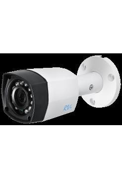 Уличная мультиформатная камера видеонаблюдения RVi-HDC421 (3.6)