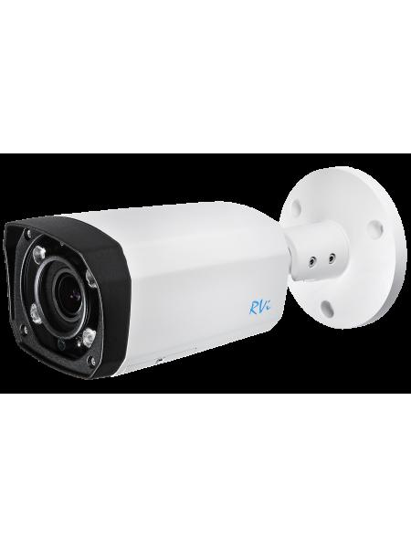 Уличная мультиформатная камера видеонаблюдения RVi-HDC421 (2.7-12)