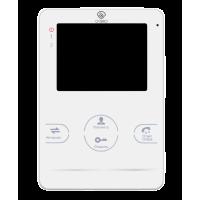 Видеодомофон O'Zero VD-041M White