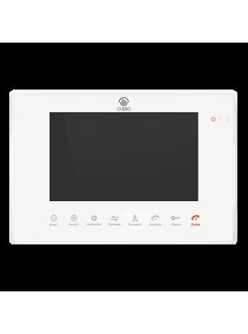 Видеодомофон O'Zero VD-071M White