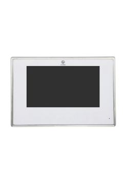 Видеодомофон O'Zero VD-072M White