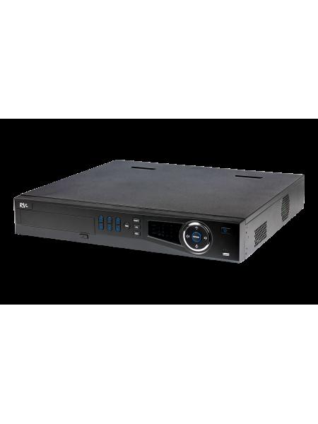 IP-видеорегистратор (NVR) RVI-IPN16/4-4K