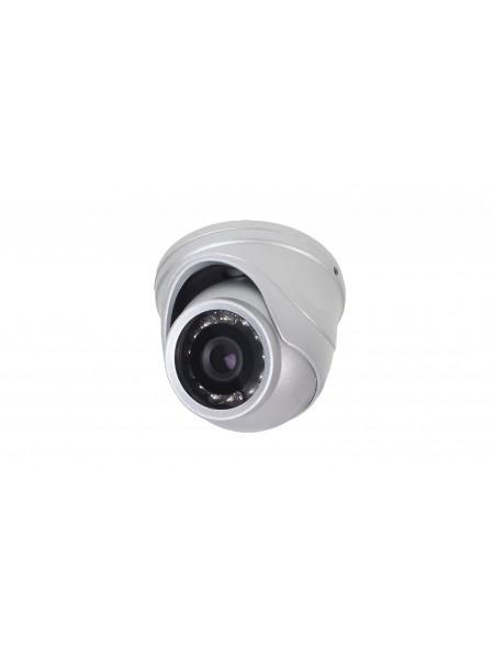 Антивандальная камера видеонаблюдения с ИК-подсветкой RVi-C311M (2.5)