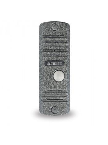 Видеопанель вызывная накладная цветная на 1 абонента Activision AVC-305 (PAL, антик)