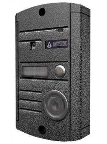 Видеопанель вызывная накладная цветная на 1 абонента с TM-считывателем Activision AVP-451 ТМ (PAL, антик)