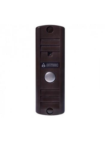 Видеопанель вызывная накладная антивандальная на 1 абонента  Activision AVP-506 (PAL, коричневый)