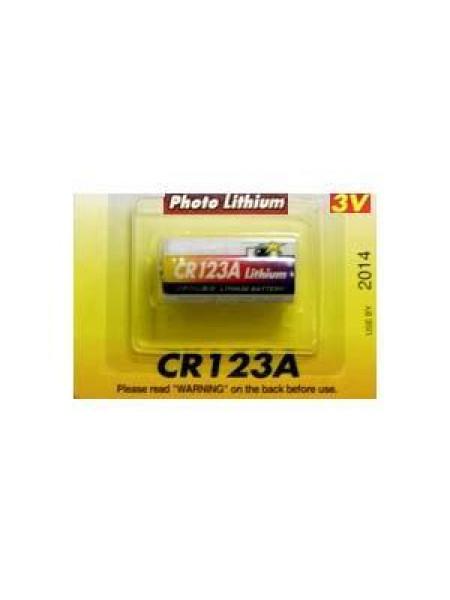 Элемент питания (батарея) Аргус-Спектр Батарея CR123А