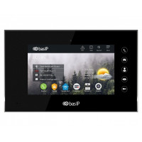 Видеодомофон BAS-IP AQ-07 BLACK