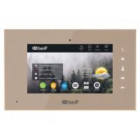 Видеодомофон BAS-IP AQ-07 GOLD