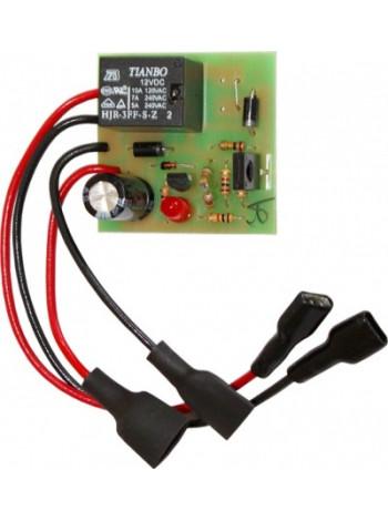 Блок контроля аккумуляторной батареии Бастион БКА-12