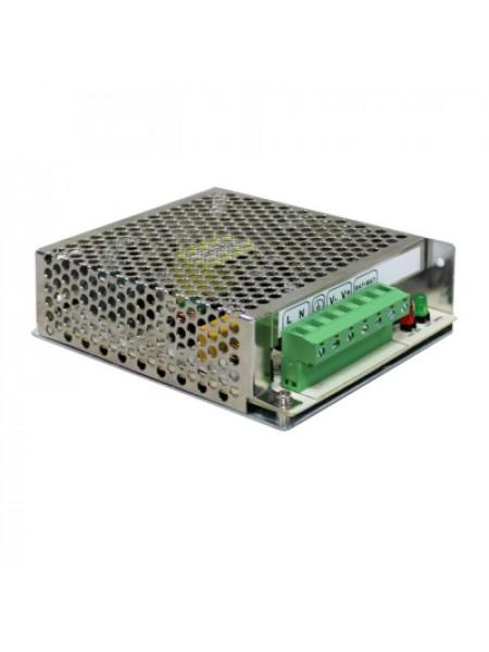 Источник питания с каналом зарядки АКБ Бастион Моллюск-12/3 IP20-ЗУ-DIN