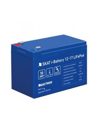 АКБ Бастион Skat i-Battery 12-17 LiFePo4