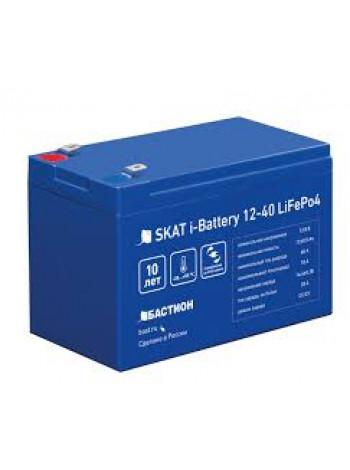 АКБ Бастион Skat i-Battery 12-40 LiFePo4