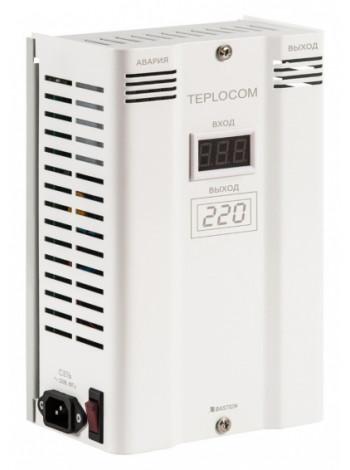 Cтабилизатор Бастион TEPLOCOM ST-600 INVERTOR