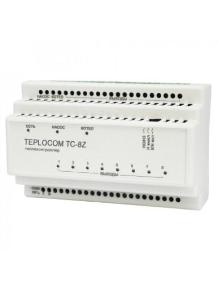 Теплоконтроллер Бастион Teplocom TC-8Z