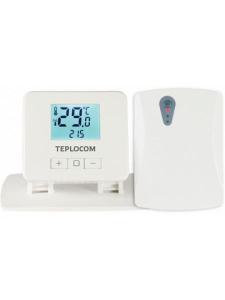 Термостат комнатный Бастион Teplocom TS-2AA/3A-RF