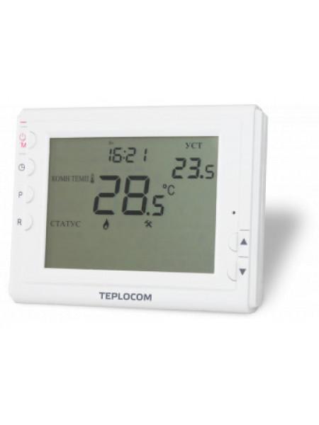Термостат комнатный Бастион Teplocom TS-Prog-2AA/8A