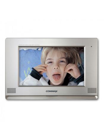 Видеодомофон цветной Commax CDV-1020AE (серый)