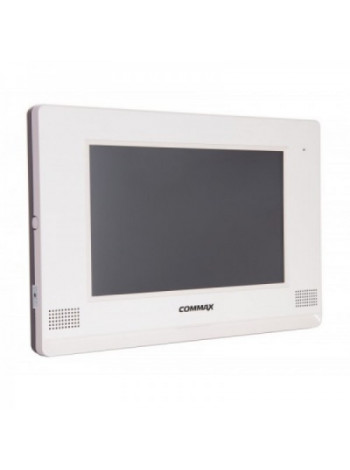 Видеодомофон цветной Commax CDV-1020AQ/VIZIT (белый)