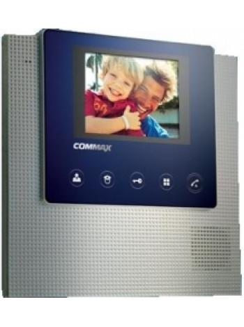 Видеодомофон цветной Commax CDV-35U Dark Blue