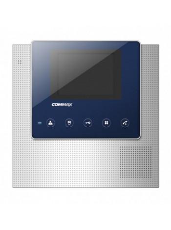 Видеодомофон цветной Commax CDV-35U/XL (синий)