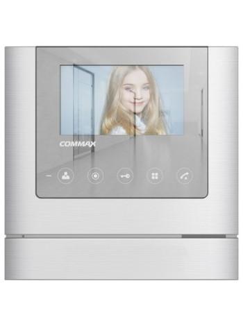 Видеодомофон Commax CDV-43M (Mirror) (серебро)