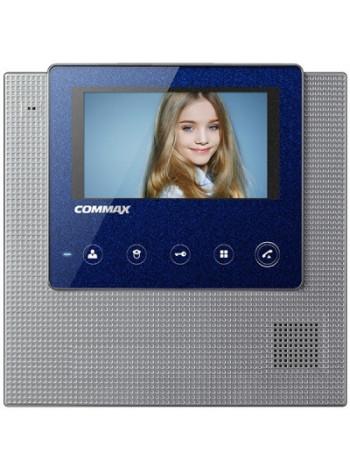 Видеодомофон Commax CDV-43U/VZ (синий)
