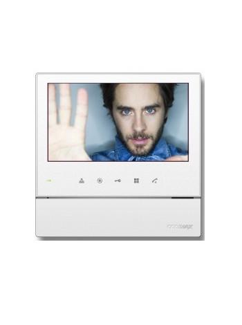 Видеодомофон цветной Commax CDV-70H2 (белый)