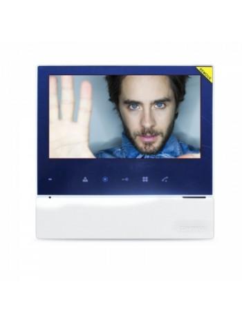 Видеодомофон цветной Commax CDV-70H2 (синий)