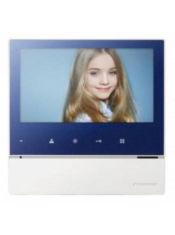 Видеодомофон Commax CDV-70H2/VZ (синий)