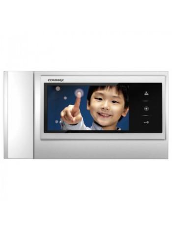 Видеодомофон цветной Commax CDV-70KM (белый)