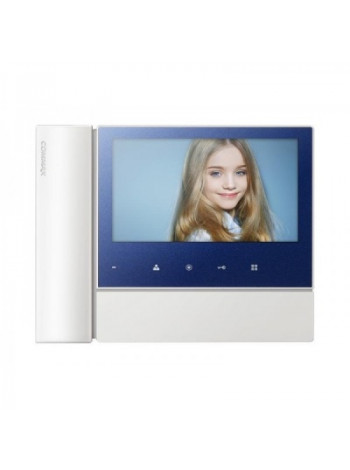 Видеодомофон цветной Commax CDV-70N2 (синий)