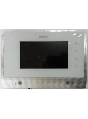 Видеодомофон цветной Commax CDV-70U (белый)