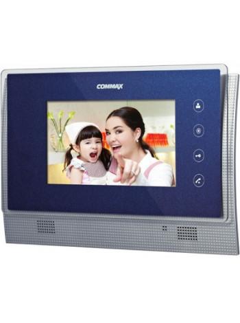 Видеодомофон цветной Commax CDV-70U/VIZIT (синий)