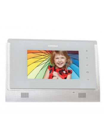 Видеодомофон цветной Commax CDV-70UM/VIZIT (белый)