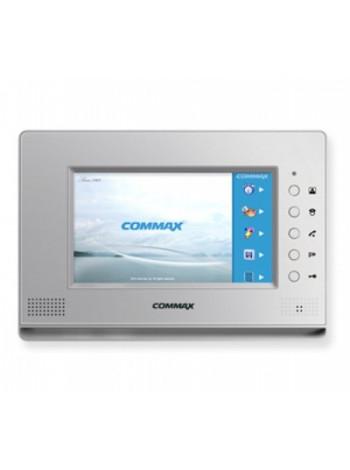 Видеодомофон цветной Commax CDV-71AM Silver