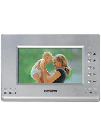 Видеодомофон цветной Commax CDV-71AM/XL (серебро)