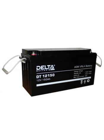 Аккумулятор свинцово-кислотный Delta DT 12150