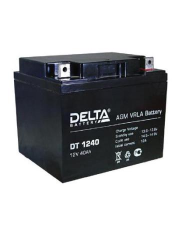 Аккумулятор свинцово-кислотный Delta DT 1240