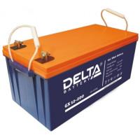Аккумулятор свинцово-кислотный Delta GX 12-230