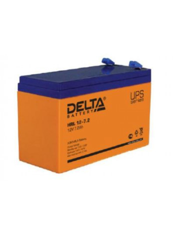 Аккумулятор свинцово-кислотный Delta HRL 12-7.2