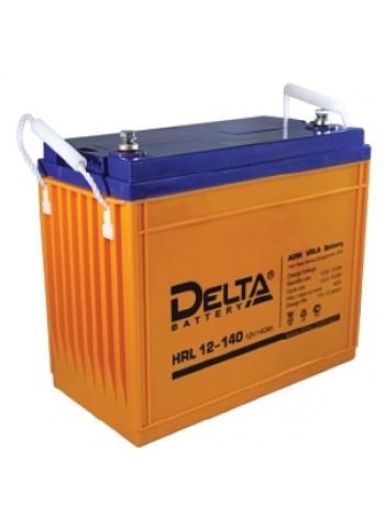 Аккумулятор свинцово-кислотный Delta HRL12-140
