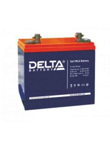 Аккумулятор свинцово-кислотный Delta HRL12-33