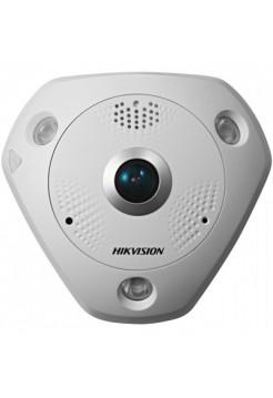 IP-камера видеонаблюдения купольная Hikvision DS-2CD6332FWD-IVS