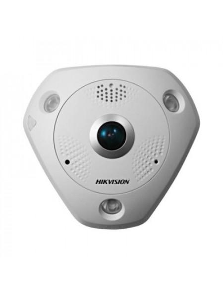 Камера видеонаблюдения PTZ рыбий глаз Hikvision DS-2CD6362F-IVS
