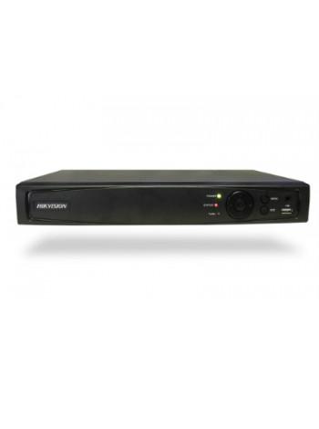Видеорегистратор цифровой гибридный 8 канальный Hikvision DS-7208HGHI-E1