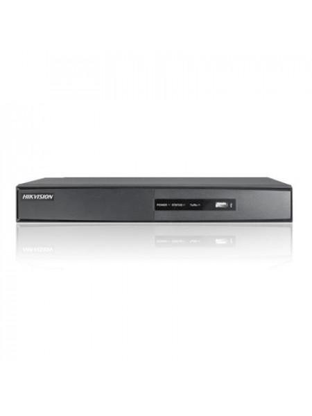 Видеорегистратор цифровой гибридный 8 канальный Hikvision DS-7208HQHI-F1/N