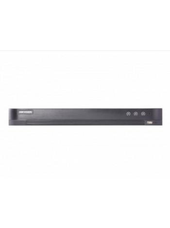Видеорегистратор гибридный 16 канальный Hikvision DS-7216HUHI-K2