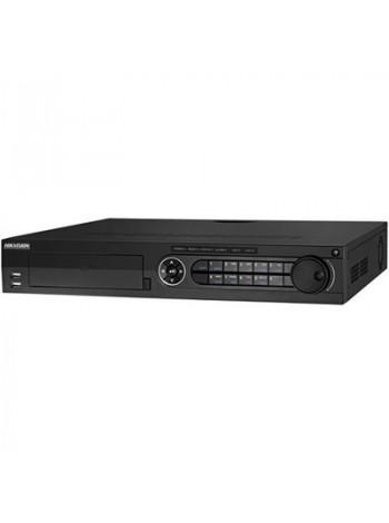 Видеорегистратор цифровой гибридный 16 канальный Hikvision DS-7316HQHI-F4/N