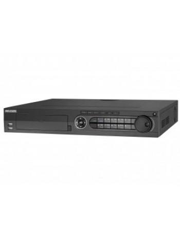 IP-видеорегистратор 24 канальный Hikvision DS-8124HQHI-K8